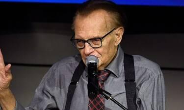 Αβάσταχτος ο πόνος για τον  Larry King! Έχασε τα δυο του παιδιά