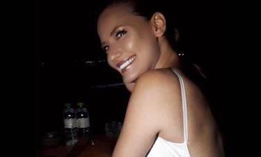 H Ντόρα Μακρυγιάννη ανέβασε την πιο σέξι φωτό της και πρέπει να τη δεις!