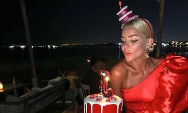Josephine: Γιόρτασε τα γενέθλιά της και το φόρεμα ήταν ασορτί με την τούρτα!