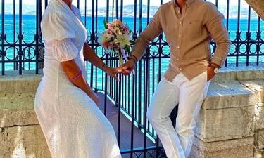 Μυστικός γάμος για πρώην παίκτη του Power of Love: Οι πρώτες φωτογραφίες