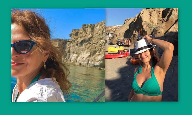 Ταμίλα Κουλίεβα: Θα τα χάσεις! Οι νέες φώτο με μπικίνι στα 53 της χρόνια!