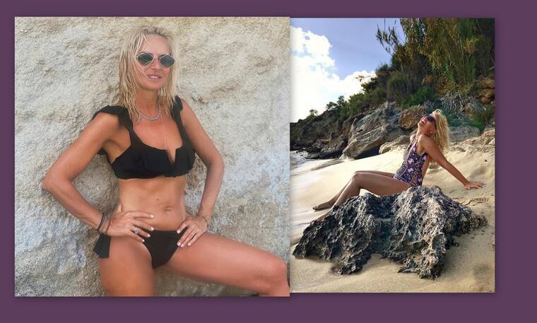 Μαρία Μπεκατώρου: Η μεγάλη αλλαγή στο σώμα της μέσα από φώτο!