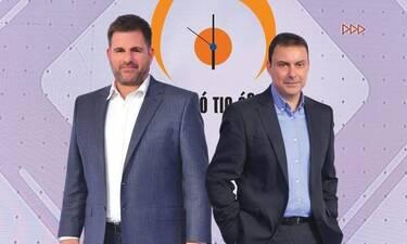 Πιτταράς - Κοτταρίδης: Μιλούν για τη συνεργασία και το μέλλον τους στην ΕΡΤ