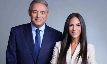 Είναι επίσημο: Ανθή Βούλγαρη και Ιορδάνης Χασαπόπουλος από το OPEΝ στο MEGA