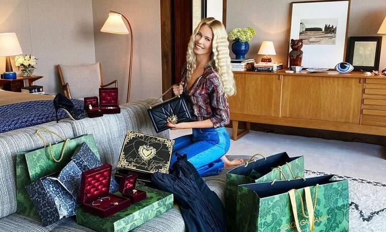 Γενέθλια για την Claudia Schiffer - Θα εκπλαγείς όταν μάθεις την ηλικία της