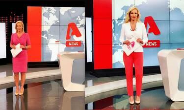 Μαρία Νικόλτσιου: Δες πρώτη φορά την δημοσιογράφο του Alpha με μπικίνι!