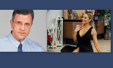 Ο Γιώργος Αυτιάς δεν ήξερε ποια είναι η καλεσμένη του... Ιωάννα Μαλέσκου!