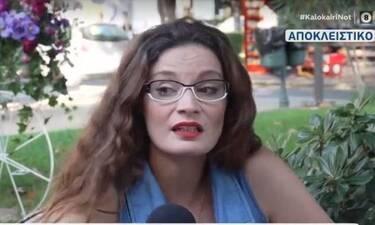 Φιλίτσα Καλογεράκου: «Έχασα δουλειές λόγω συκοφαντιών»