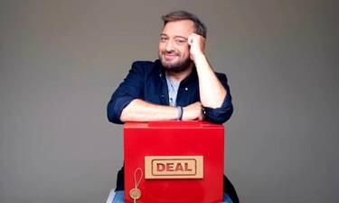 Το Deal επιστρέφει! Πότε κάνει πρεμιέρα ο Χρήστος Φερεντίνος;