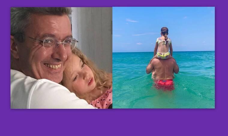 Νίκος Χατζηνικολάου: Το τρυφερό φιλί της κόρης του – Η φώτο θα γίνει viral!