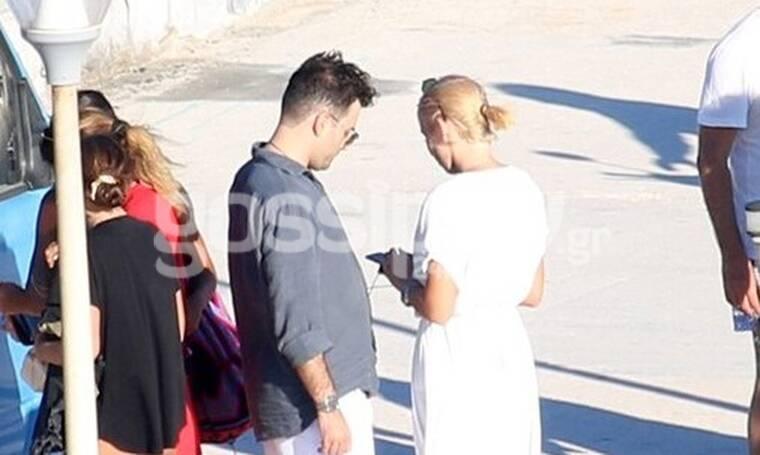 """Είναι ζευγάρι της showbiz και το """"τσακώσαμε"""" στα Κουφονήσια (pics)"""