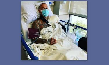 Εσπευσμένα στο χειρουργείο ο άντρας γνωστής τραγουδίστριας