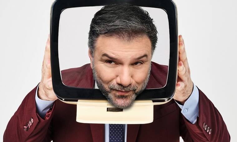 Γρηγόρης Αρναούτογλου: Επιστρέφει με το The 2night Show