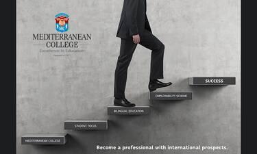3 βασικοί λόγοι για σπουδές στο Mediterranean College που δίνουν στην Επιτυχία τη δική σου Διάσταση!