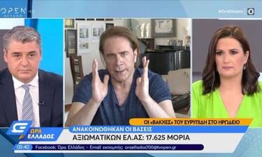 Στέφανος Κορκολής: Το μήνυμα για τις Πανελλαδικές και η νέα του συνεργασία