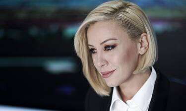 Αντριάνα Παρασκευοπούλου: Στο κεντρικό δελτίο ειδήσεων της ΕΡΤ1