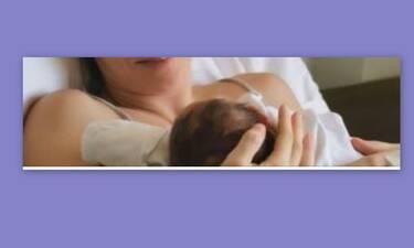 Baby boom! Γέννησε γνωστή Ελληνίδα - Η πρώτη φωτό από το μαιευτήριο!
