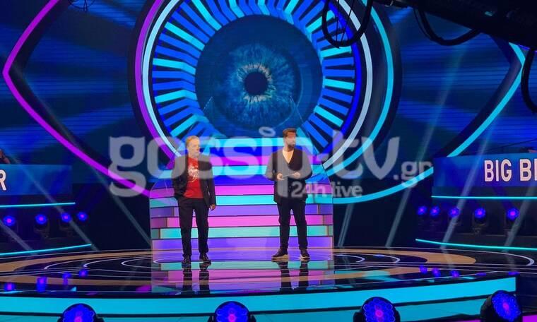 Big Brother: Η εμφάνιση του Ανδρέα Μικρούτσικου, που όλοι περιμέναμε!