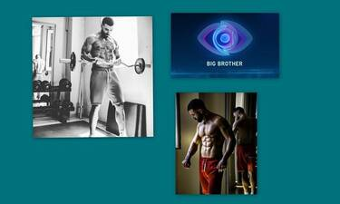 Αντώνης Αλεξανδρίδης: Ο super fit Κρητικός που μπαίνει στο Big Brother (pics)