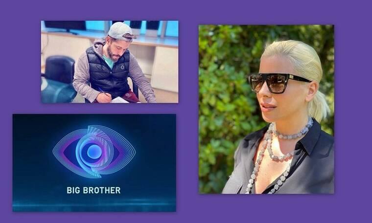Συγκινημένη η Αντελίνα λίγο πριν την πρεμιέρα του Βαρθακούρη στο Big Brother