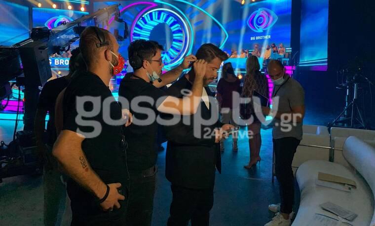 Αποκλειστικό: Big Brother: Δείτε τι έκανε στα διαλείμματα ο Χάρης Βαρθακούρης