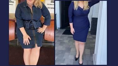 Η θεαματική αλλαγή πρωταγωνίστριας - Έχασε 18 κιλά! Δες το πριν και το μετά
