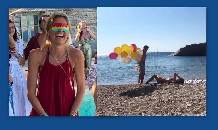Γενέθλια για την Τατιάνα Μπλάτνικ: Πόσο χρονών έγινε; Φώτο από το πάρτι!