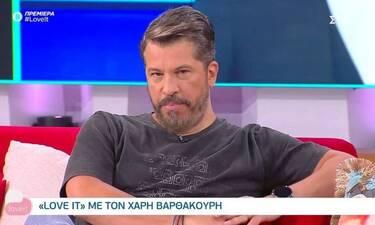 Love it: Ο Βαρθακούρης μιλά πρώτη φορά για τη γνωριμία του με τον Μικρούτσικο