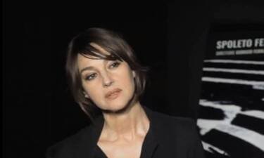 Bellucci:Η συνέντευξη στην εκπομπή της Κοντογεώργη και η αγάπη για την Ελλάδα