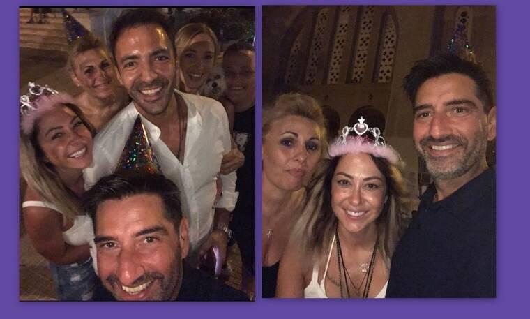 Γενέθλια για τη Μελίνα Ασλανίδου! Το πάρτι - έκπληξη και η... ηλικία της!