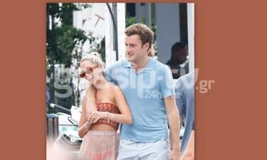 Πριγκίπισσα Ολυμπία: Οι διακοπές στις Σπέτσες και ο γοητευτικός συνοδός!
