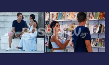 Αντώνης Σρόιτερ: Ξέγνοιαστες στιγμές στις Σπέτσες με τα κορίτσια του! (Pics)