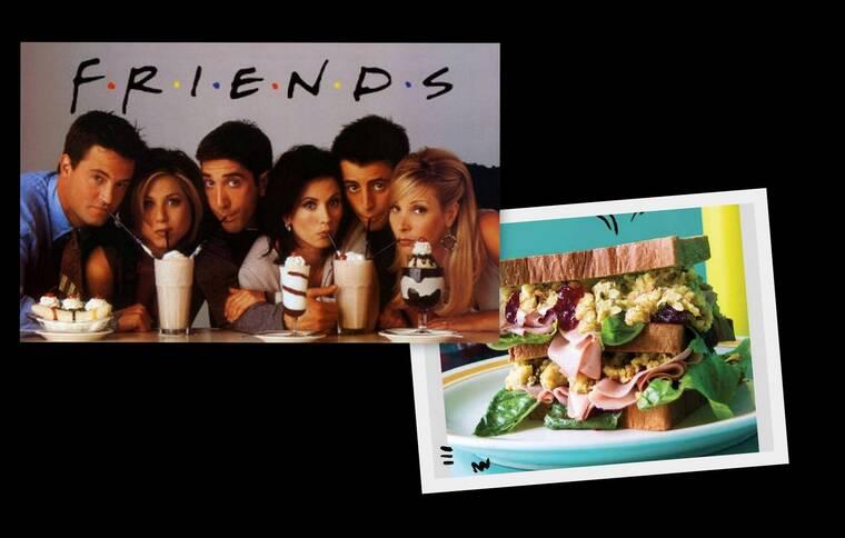 Τα Φιλαράκια: Έτσι θα φτιάξεις το περιβόητο σάντουιτς γαλοπούλας του Ross!
