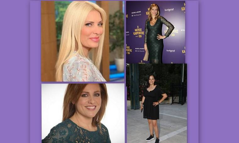 Αυτές είναι οι πιο διάσημες Ελληνίδες που έγιναν μητέρες μετά τα 40! (Pics)