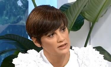Συγκλονίζει η Άννα Μαρία Παπαχαραλάμπους μιλώντας για το θάνατο της μητέρας της