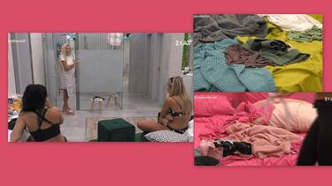 Big Brother: Οι εικόνες χάους μέσα στο σπίτι και ο καβγάς μέσα στο μπάνιο
