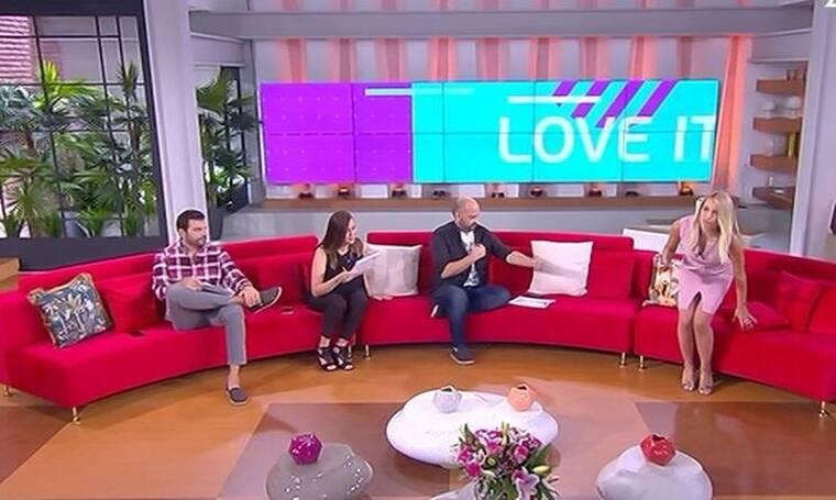 Love it: Υποχώρησαν τα νούμερα της Μαλέσκου τη δεύτερη μέρα