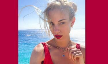 Δούκισσα Νομικού:Έβαψε τα μαλλιά της και η αλλαγή είναι εντυπωσιακή! (Pics)