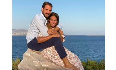 Φίλιππος Γλύξμπουργκ: Αρραβωνιάστηκε την πάμπλουτη σύντροφό του! (Photos)