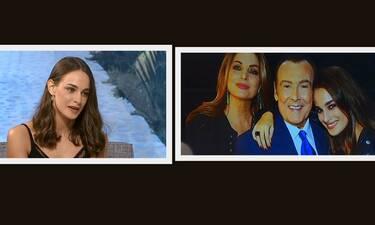 Βοσκοπούλου: Η αποκάλυψη για τον μπαμπά της και τα λόγια που μας συγκίνησαν