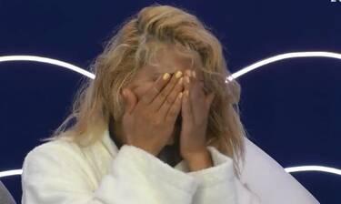 Big Brother:Κορόμηλο το δάκρυ από την Άννα Μαρία!Με ποια τα έβαλε και ξέσπασε;