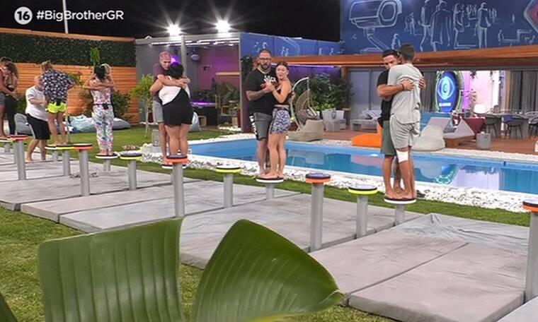 Big Brother όπως Survivor! To ζευγάρι που κέρδισε την ασυλία