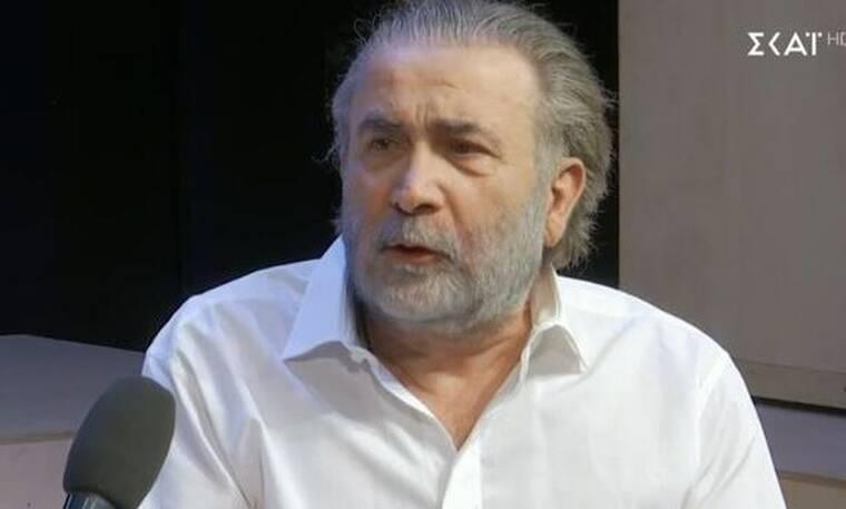 Ραγίζει καρδιές ο Λαζόπουλος μιλώντας για τη σύζυγό του που έφυγε από τη ζωή