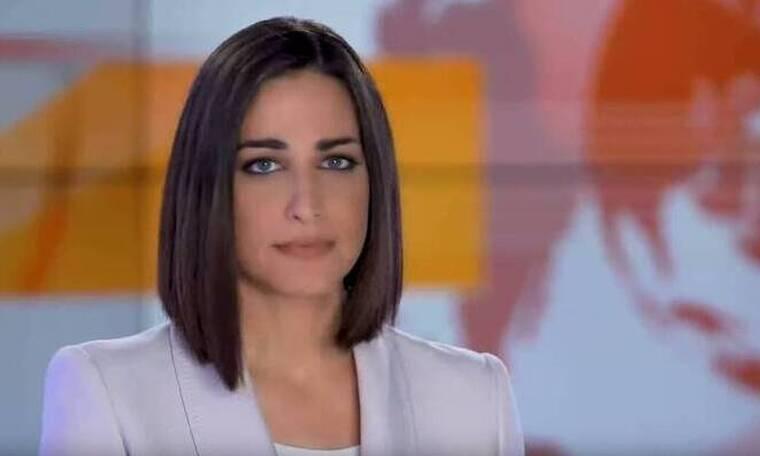 Δώρα Αναγνωστοπούλου: Τέλος από το κεντρικό δελτίο ειδήσεων του Mega