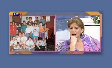 Λύγισε η Μαρίνα Ψάλτη - Το βίντεο που τη συγκίνησε!