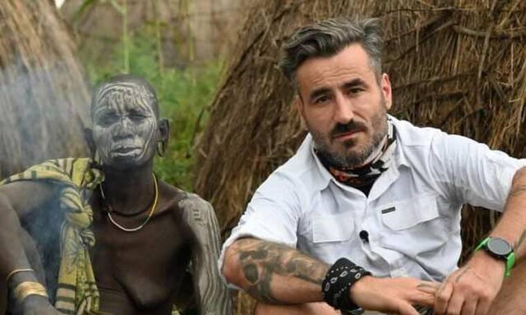 Γιώργος Μαυρίδης: Δες το τρέιλερ της εκπομπής του Into The Skin