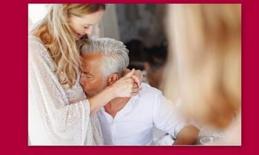 Χριστόπουλος - Μπραντ: Η ξεχωριστή επέτειος γάμου και οι αδημοσίευτες φώτο