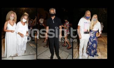 Οι επώνυμοι πήγαν θέατρο! Λαμπερές παρουσίες στο Ηρώδειο (Photos)