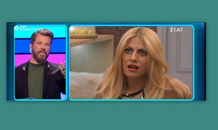 Big Brother: Απίστευτη ένταση - Έξαλλη η Άννα Μαρία! Την «είπε» στον Βαρθακούρη