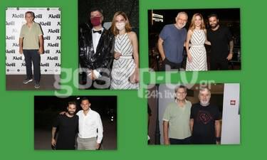 """Θέατρο Άλσος: Η """"ταράτσα του Φοίβου"""" συγκέντρωσε αγαπημένους celebrities"""